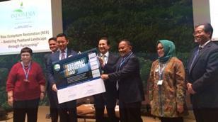 APRIL announces expansion of Restorasi Ekosistem Riau (RER)